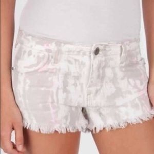 Free People | High Cut Shorts | Icing